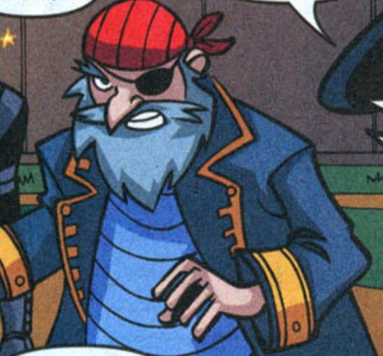 Captain Pegleg Jack