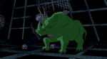 Beast Boy as Rhinoceros