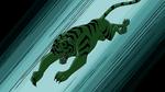 Beast Boy as Tiger