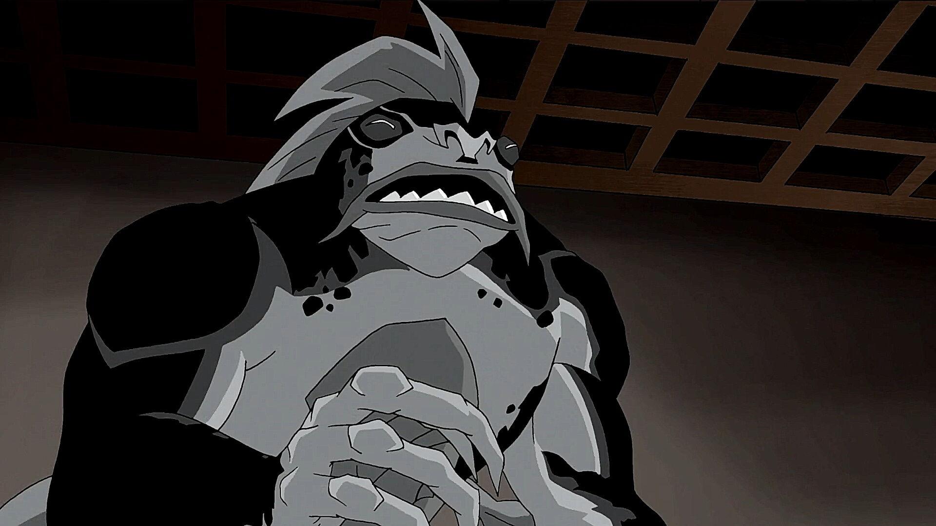 200px-Creature from Jones Lake (Earth-Teen Titans).jpg