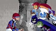 Teen Titans Mad Mod chase