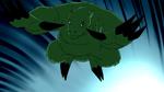 Beast Boy as Megatherium
