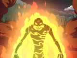 Ultimate Fire Demon