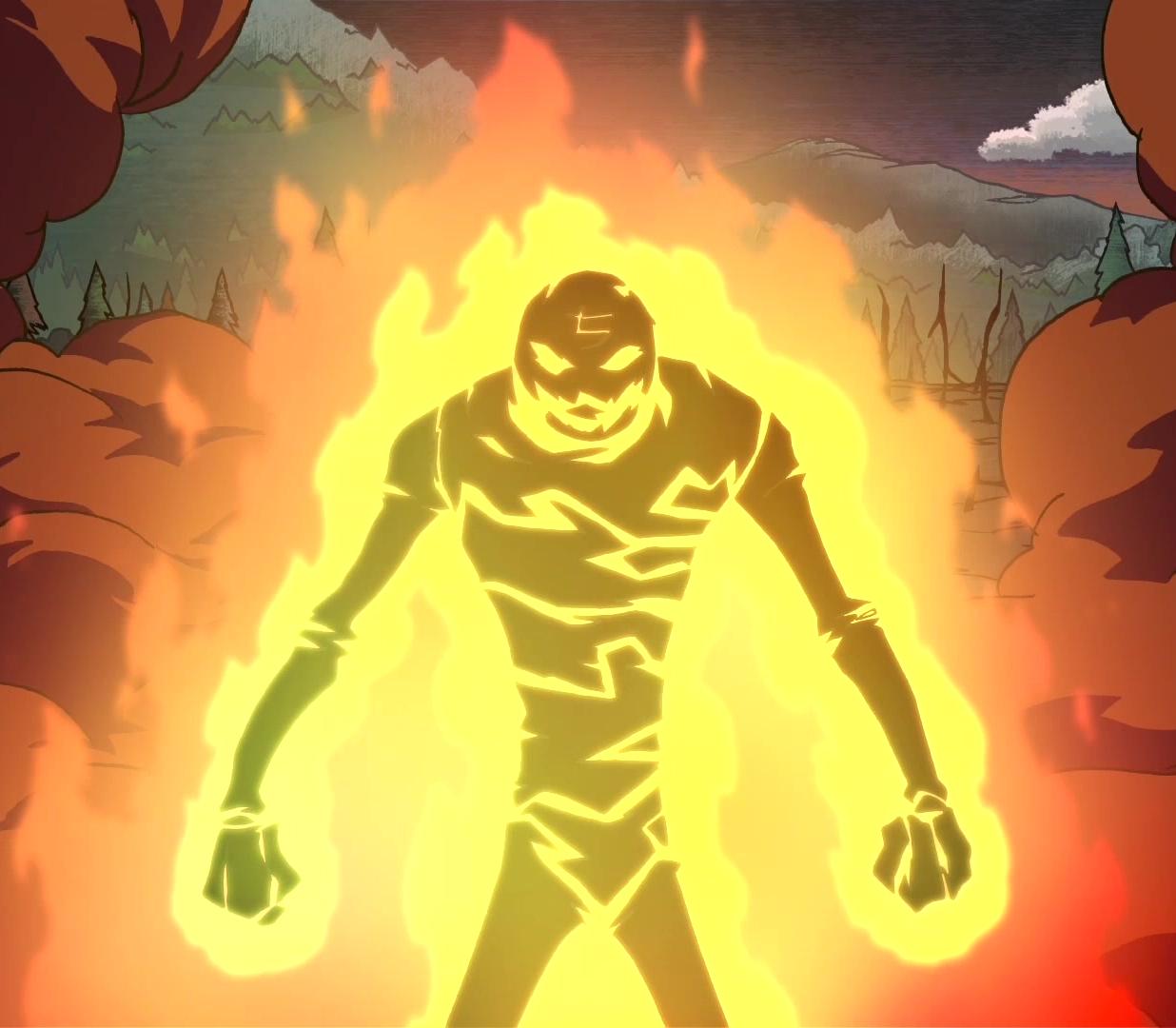 Ultimate Fire Demon