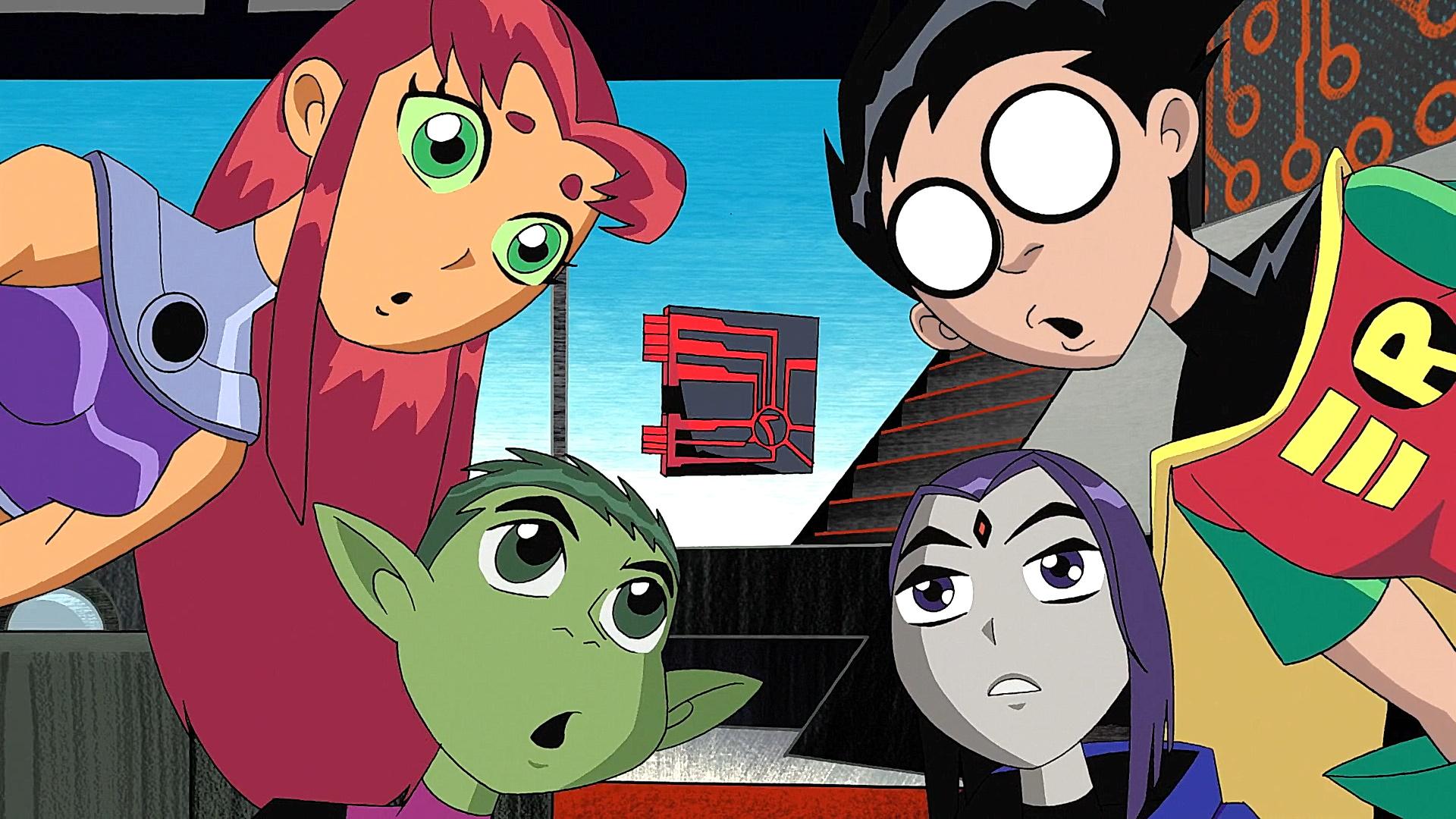 Overdrive Teen Titans Wiki Fandom