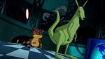 Beast Boy as Kangaroo