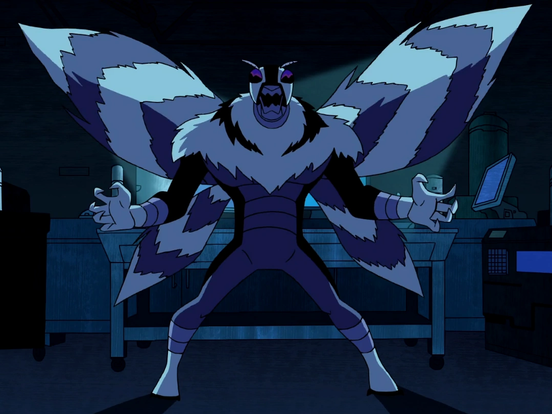 Killer Moth's Laboratory