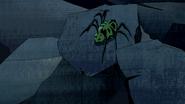 Beast Boy as Spider