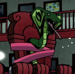 Beast Boy as Cobra