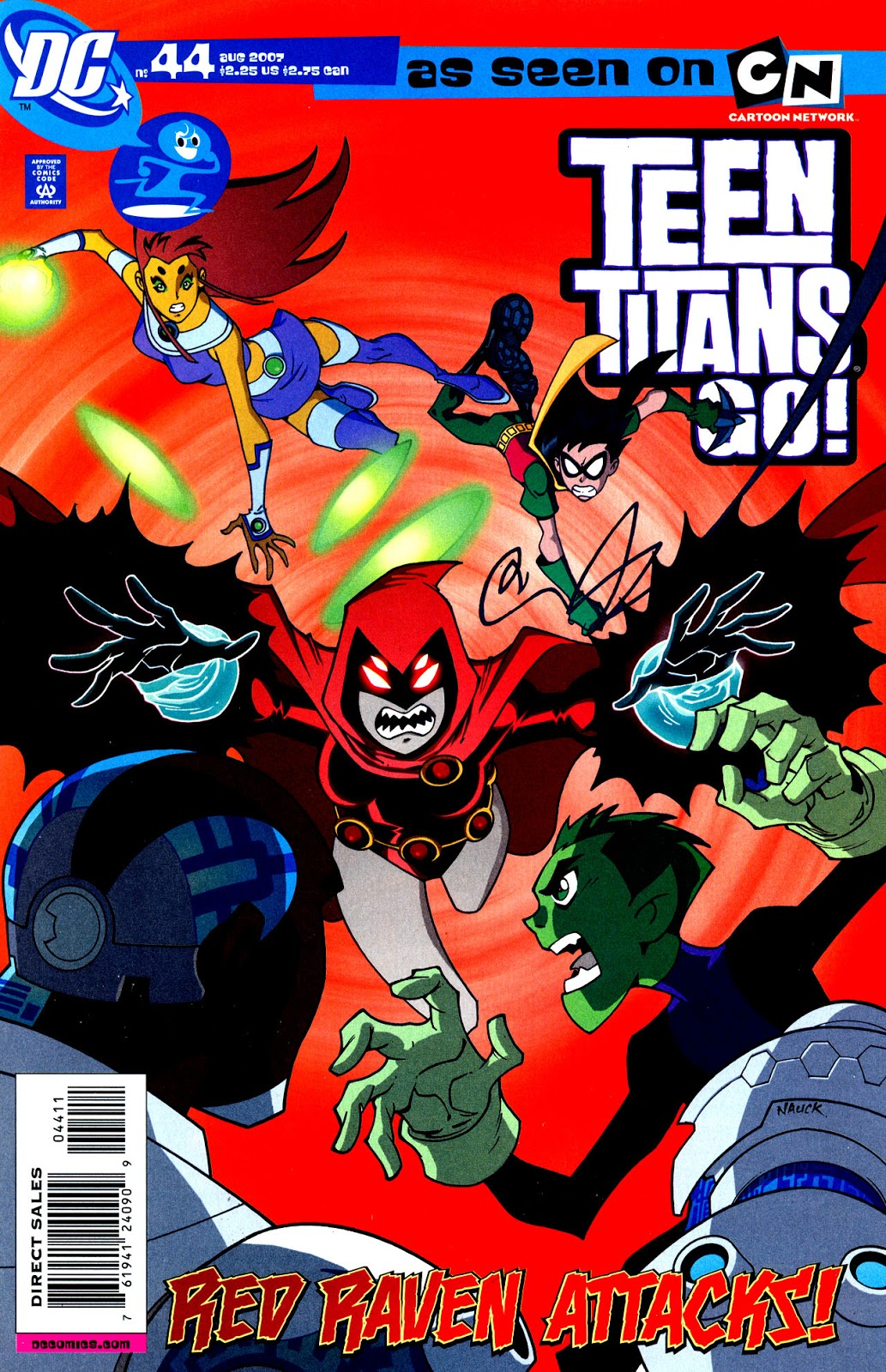 Red Raven (comic)