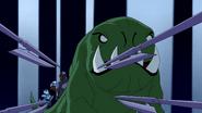 Beast Boy as Alien Creature