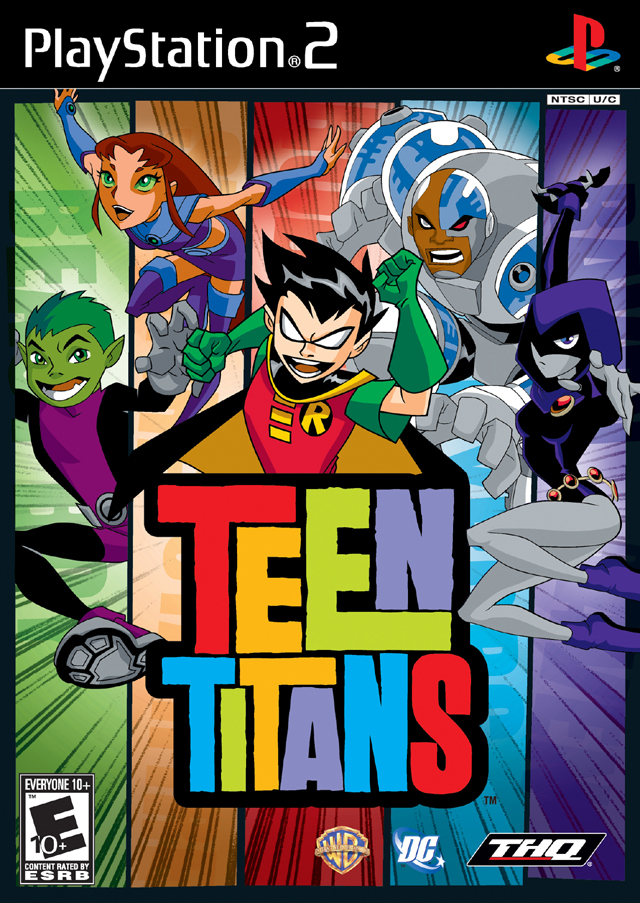 Teen Titans (Video Game)
