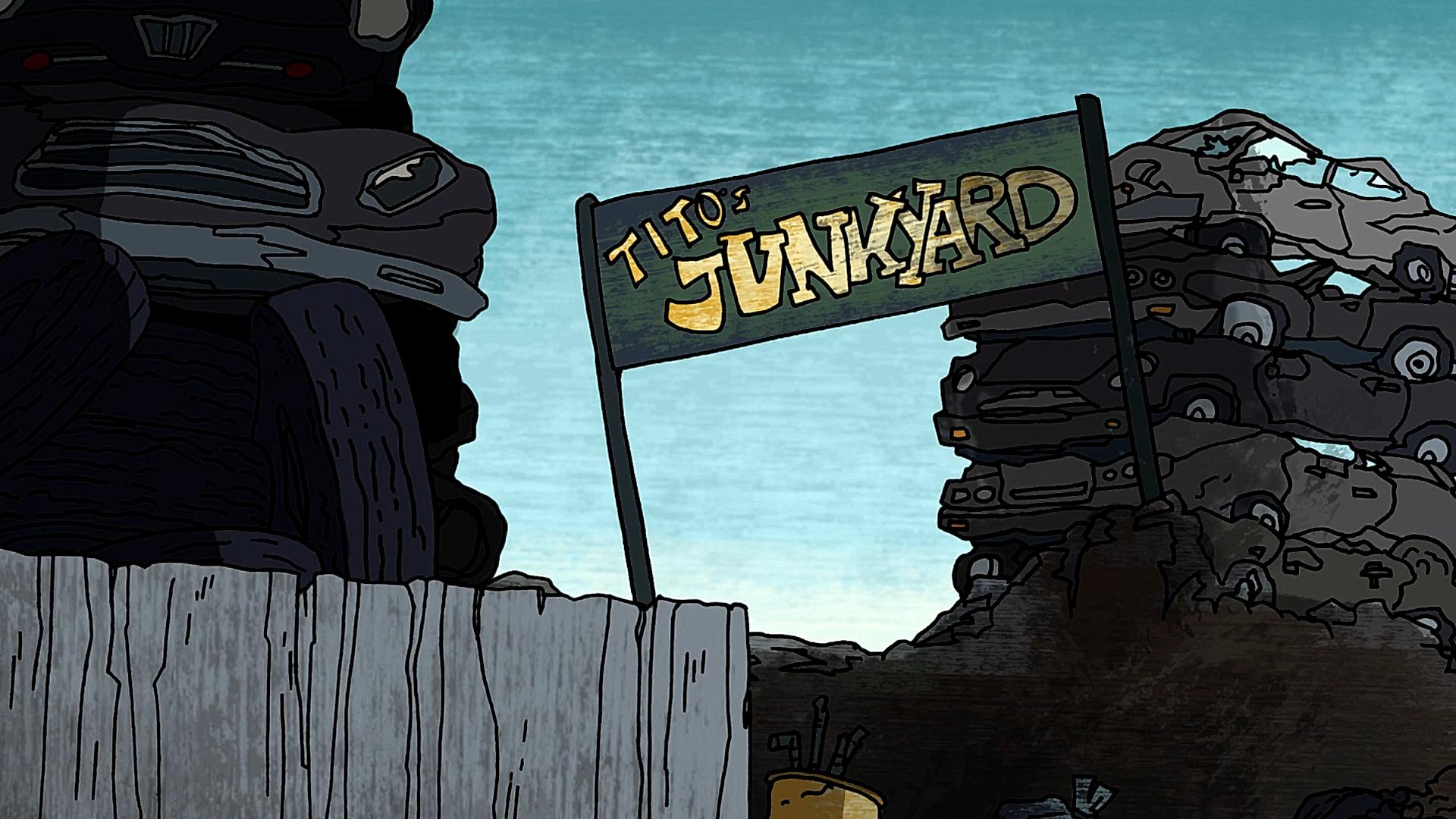 Tito's Junkyard