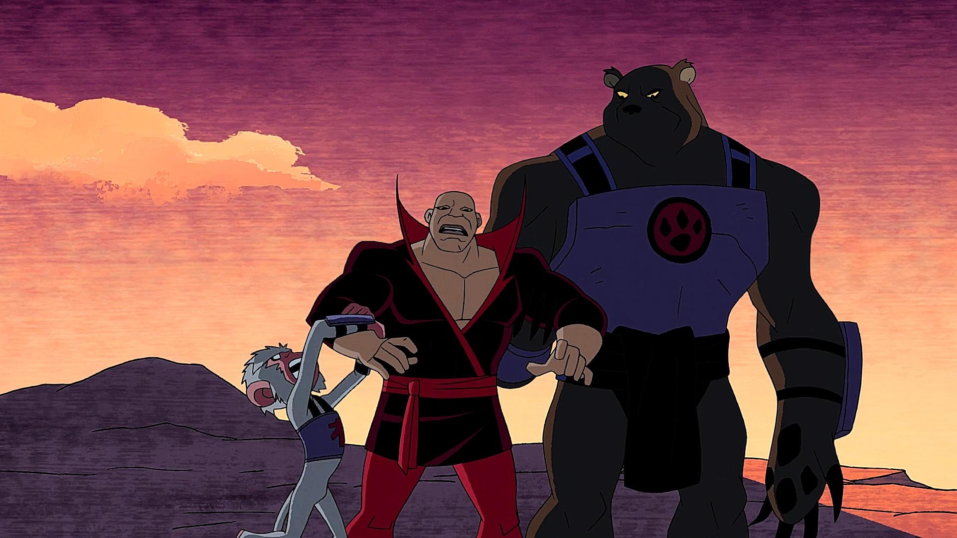 Chu-hui's Guardians