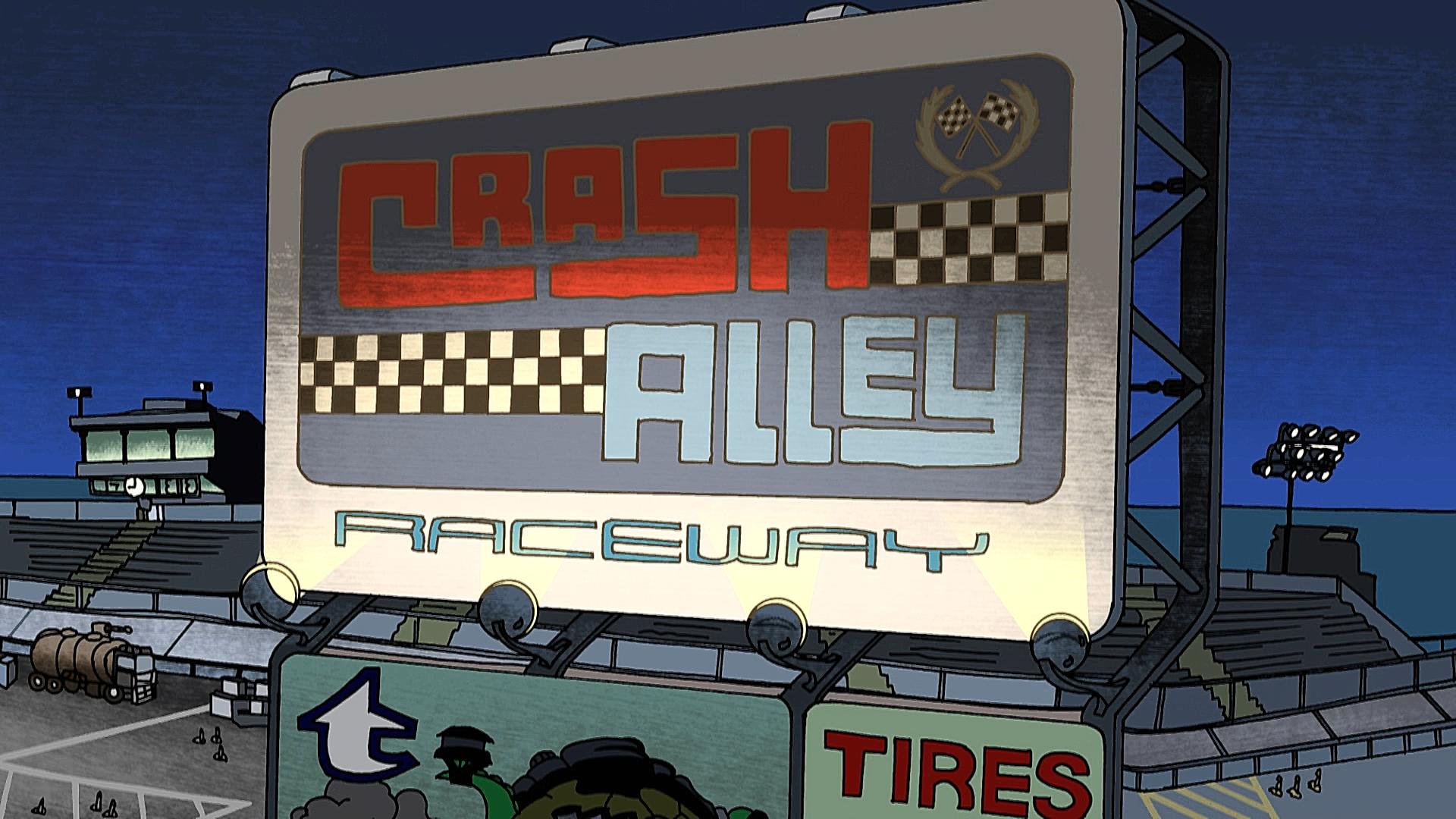 Crash Alley