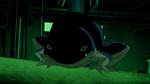 Beast Boy as Frog