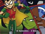 Teen Titans - The Complete Fourth Season (DVD)
