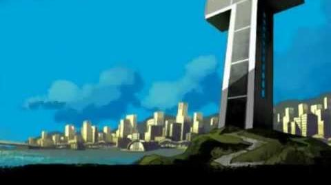 Teen Titans Opening Theme (Japanese) (HD)