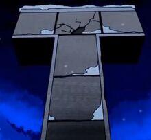 Titans tower Damaged.JPG