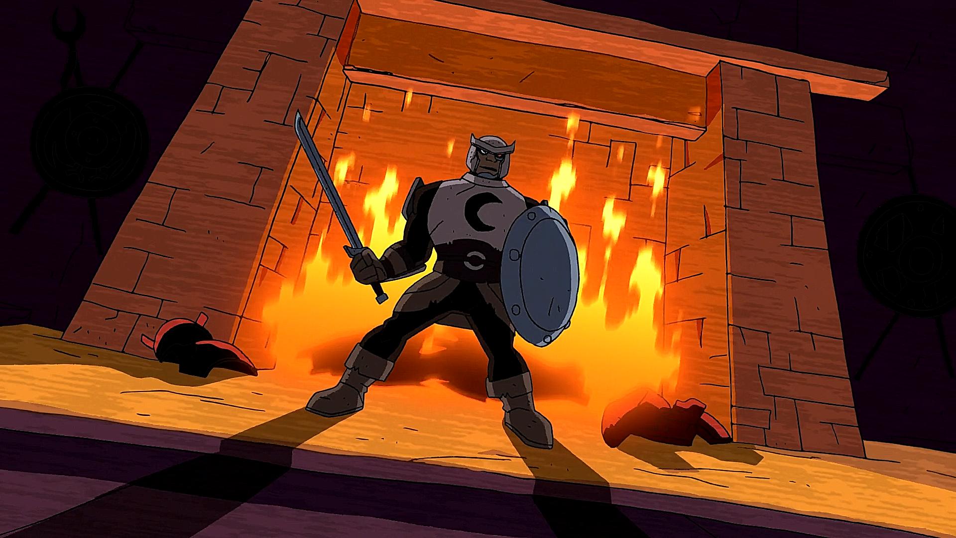 Cyborg the Barbarian