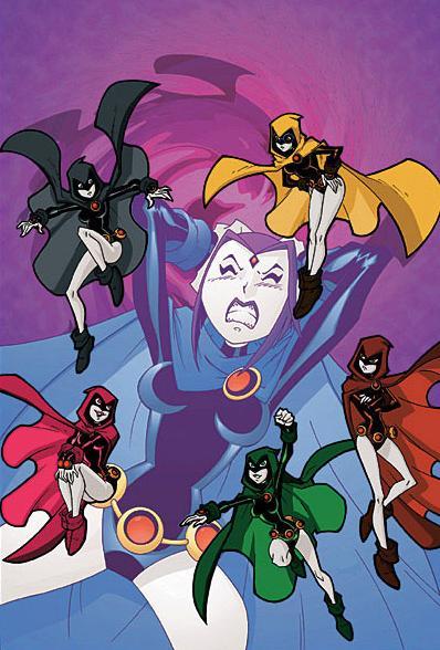 Raven's Emoticlones