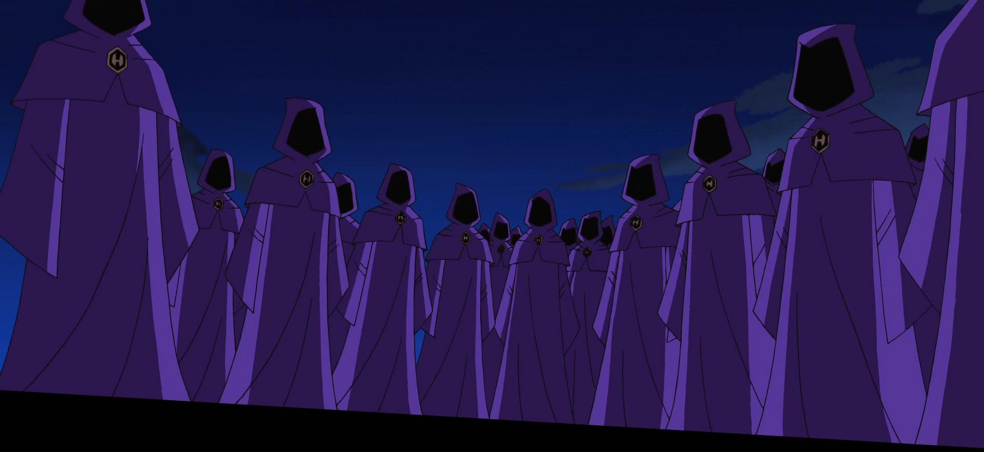 Hooded Members