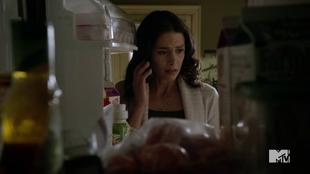 Teen Wolf Season 4 Episode 6 Orphaned Melissa bargins with power company