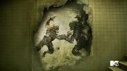 Teen Wolf Season 5 Episode 10 Status Asthmaticus Dread Doctors Strange Mural