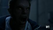 Teen Wolf Season 4 Episode 8 Time of Death Liam Roar