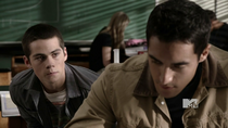 Stiles feeling unattractive