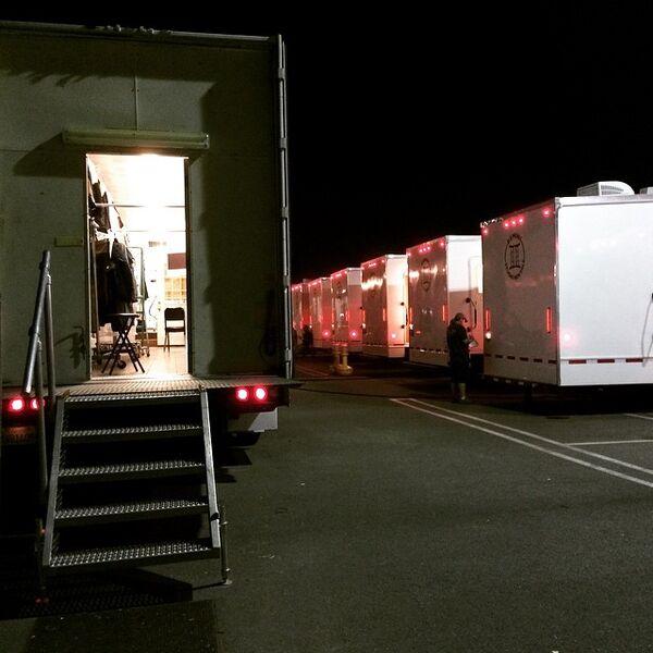 Teen Wolf Season 5 Behind the Scenes First location shoot basecamp 021015.jpg