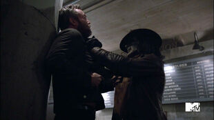 JR-Bourne-Chris-Argent-vs-Ghost-Rider-Teen-Wolf-Season-6-Episode-10-Riders-on-the-Storm