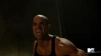 Teen Wolf Season 3 Episode 4 Unleased Brian Patrick Wade Ennis attacks Derek's Loft