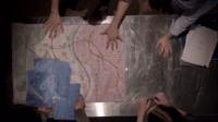 Teen Wolf Season 3 Episode 7 Currents Telluric map