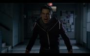 Teen Wolf Season05 Episode02 Parasomnia Liam scaring wolf away