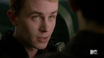 Teen Wolf Season 3 Episode 19 Letharia Vulpina Ryan Kelley as Deputy Parrish