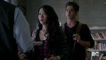 Teen Wolf Season 3 Episode 14 More Bad Than Good Kira Scott History Class