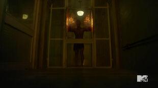 Teen Wolf Season 5 Episode 11 The Last Chimera Parrish enters Eichen House