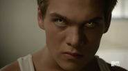 Teen Wolf Season 4 Episode 5 IED Liam angry