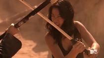 Teen Wolf Season 5 Episode 13 Codominance Kira vs Skinwalkers
