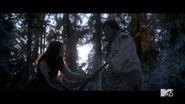 Teen Wolf Season 5 Episode 18 Maid of Gevaudan The maid kills the beast
