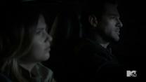Teen Wolf Season 4 Episode 12 Smoke & Mirrors Malia and Peter