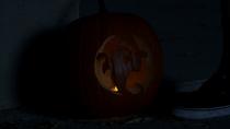 Teen Wolf Season 3 Episode 16 Illuminated pumpkin smash