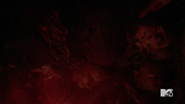 Teen Wolf Season 5 Episode 14 The Sword and the Spirit Dead bodies