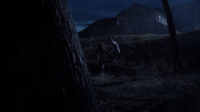 Teen Wolf Season 3 Episode 8 Visionary Young Derek and Paige run off to the distillery