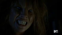 Teen Wolf Season 4 Episode 4 The Benefactor Malia struggles with transformation