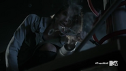 Teen Wolf Season 5 Episode 17 A Credible Threat Malia rips cords