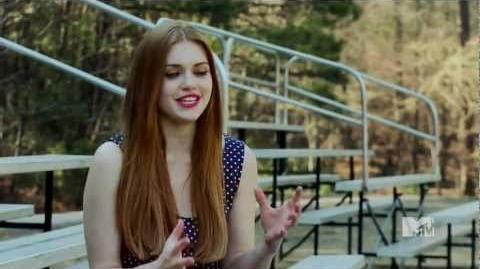 Teen Wolf Meet Lydia (Series Monday's 10 9c MTV)