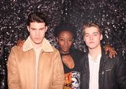 Sibongile-Mlambo-Froy-Gutierrez-Andrew-Matarazzo--Final-Teen-Wolf-Wrap-Party