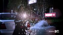 Teen Wolf Season 3 Episode 19 Letharia Vulpina Kira Power grab